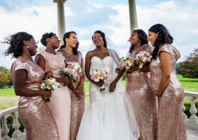 BridgeWeddings - London Wedding Photographer - Nigerian Photographer - Froyle Park - Rodney and Yinka (352)