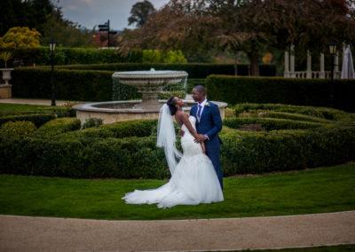 BridgeWeddings - London Wedding Photographer - Nigerian Photographer - Froyle Park - Rodney and Yinka (389)