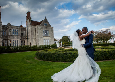 BridgeWeddings - London Wedding Photographer - Nigerian Photographer - Froyle Park - Rodney and Yinka (396)