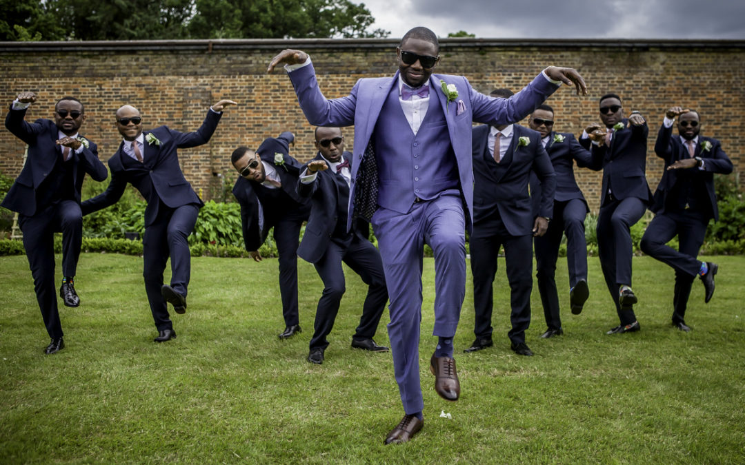 Huffington Post Feature – UK's Top 10 Photos in 2017 for the most Dapper Grooms