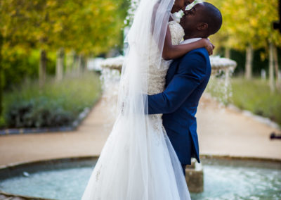 BridgeWeddings - London Wedding Photographer - Nigerian Photographer - Froyle Park - Rodney and Yinka (403)